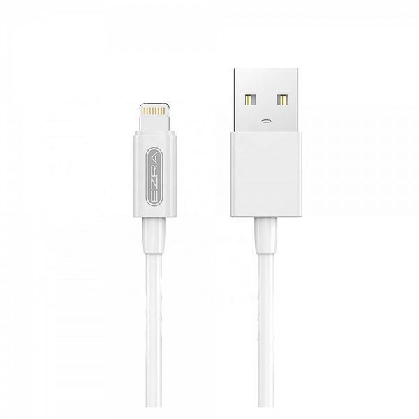 Кабель USB 2.1А EZRA C001 (iOS Lighting) 2м
