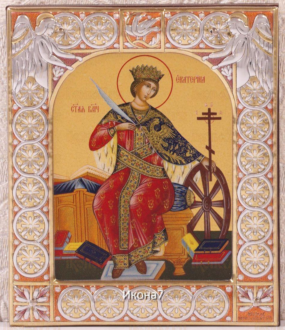 Екатерина Александрийская (9х10,5см)