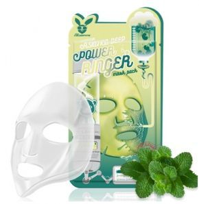 Тканевая маска для лица с Центеллой Elizavecca  CENTELLA ASIATICA DEEP POWER Ringer mask pack, 1 шт.