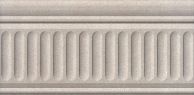 19032/3F | Бордюр Александрия светлый структурированный