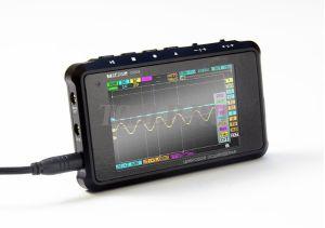 МЕГЕОН 15004 Цифровой портативный четырехканальный осциллограф