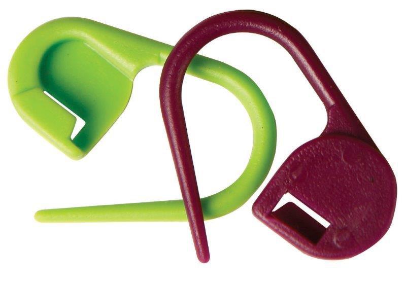 фото Маркеры для вязания ЦВЕТНЫЕ БУЛАВКИ  Knit Pro 10805