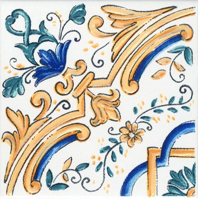 STG/A449/5232   Декор Капри майолика