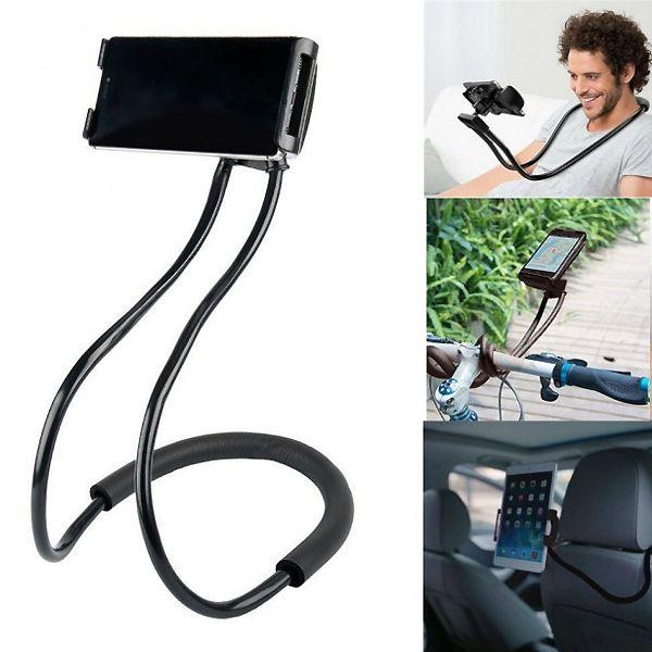 Универсальный держатель для смартфона на шею