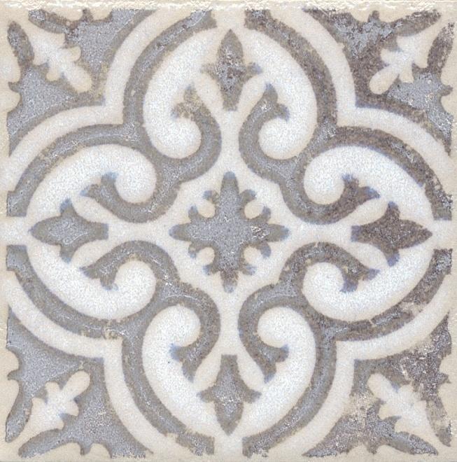 STG/A408/1266 | Вставка Амальфи орнамент коричневый