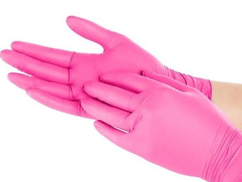 Перчатки нитриловые Supermax, L (1 пара)