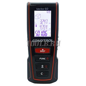 CONDTROL Vector 60 - лазерный дальномер 1-4-104