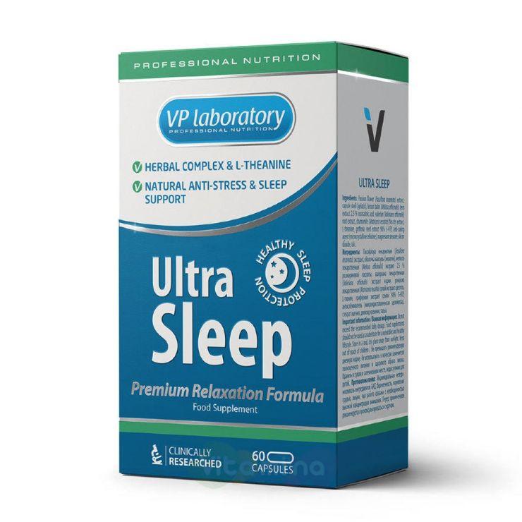 VPLab Комплекс для сна Ultra Sleep, 60 капс