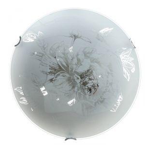 """Светильник настенно-потолочный """"Колибри"""" 2 лампы E27 40Вт д.300 h.5,5 см.   3634991"""