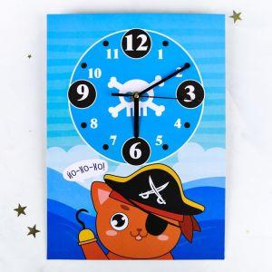 Часы настенные «Навстречу приключениям», 24 ? 33 см, с декором 3868627