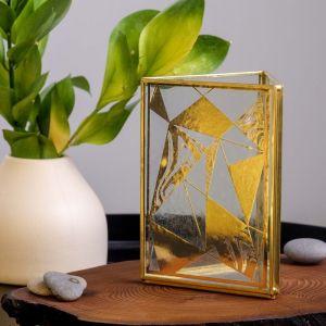 """Флорариум """"Геометрия"""", 13,5 * 9,5 см   4660459"""