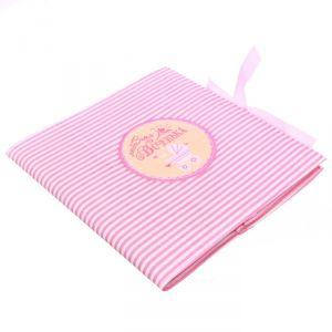 """Книга малыша 16*16 текстильная """"Для любимой малышки""""   2865239"""