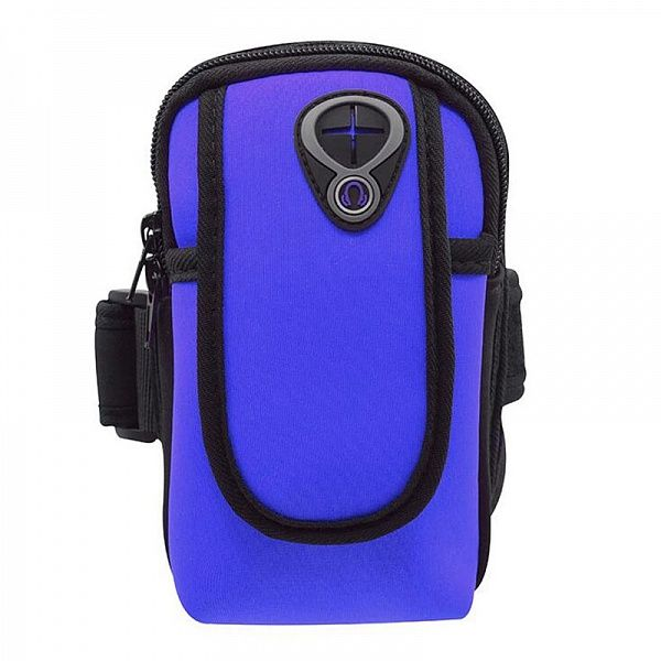 Орбита OT-SMH11 Фиолетовый чехол-нарукавник для смартфона