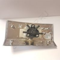 Лицевая панель с переключателем режимов кофеварки KRUPS XP52..... Артикул MS-622910