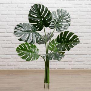 """Дерево искусственное """"Монстера"""" 90 см   4557827"""