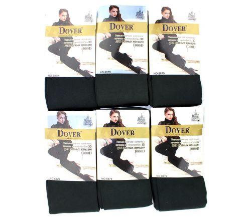 Женские колготки тёплые Dover гигант 1000Den DV8879