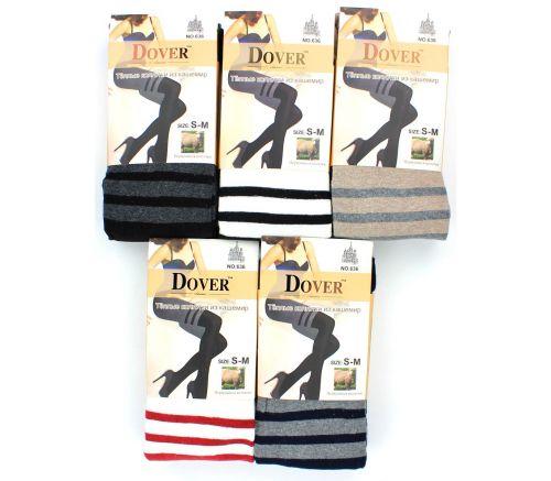 Женские колготки тёплые Dover DV636