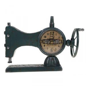 "Часы настольные ""Швейная машинка"", ретро, 32х22х12 см 2326951"