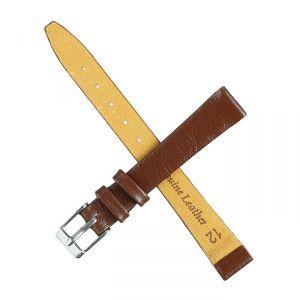 Ремешок для часов, женский, 12 мм, натуральная кожа, женский, коричневый микс 1182124
