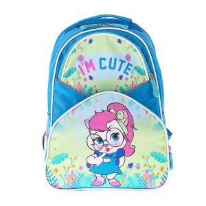 Рюкзак школьный Luris «Степашка» 37 x 26 x 13 см, эргономичная спинка, «Кошка»