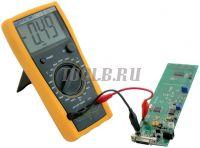 МЕГЕОН 14470 Цифровой измеритель индуктивности, емкости и сопротивления (LCR метр) цена