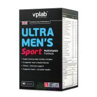 VPLab Витаминно-минеральный комплекс для мужчин Ultra Men's Sport Multivitamin Formula, 90 капс