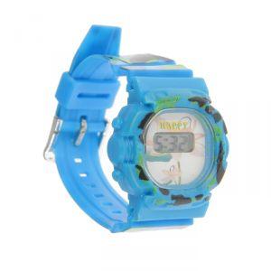 """Часы наручные детские """"Счастье"""", электронные, ремешок силикон, микс, l=19 см 2565663"""