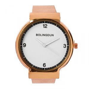 """Часы наручные женские """"BOLINGDUN"""", циферблат d=4 см, цвет золото   4407058"""