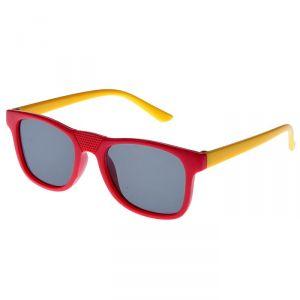 """Очки солнцезащитные детские """"Square"""", оправа двухцветная, МИКС, линзы тёмные, 12.5 ? 4.5 см"""