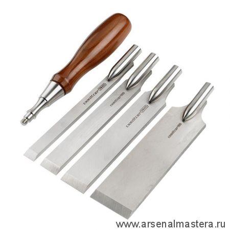 Стамеска составная Veritas Flushing Chisel Handle & Blade Sets 05S34.20 М00016924