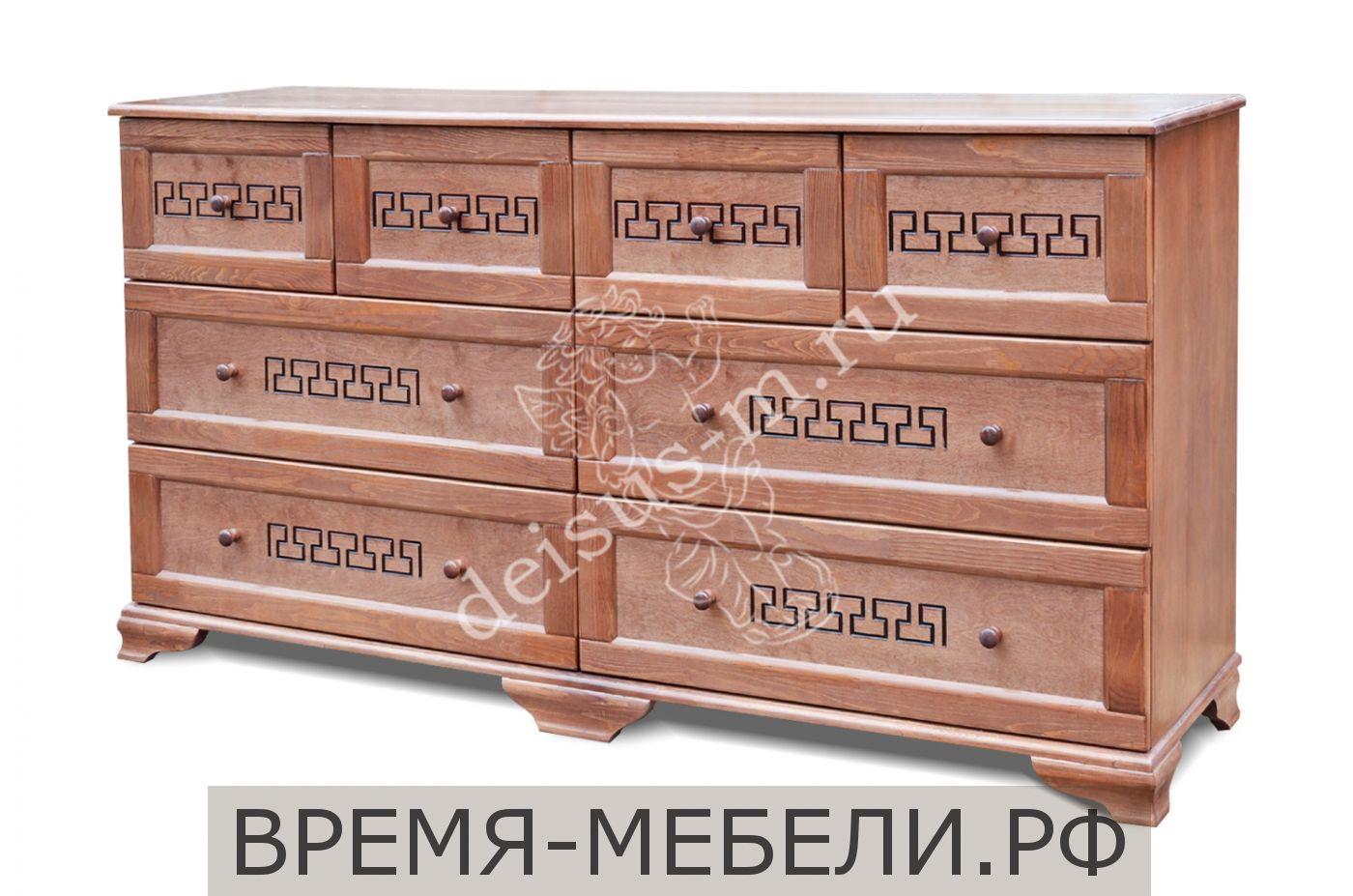 Комод Мономах Квадро-М