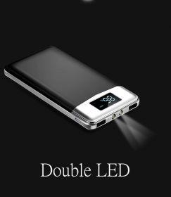 Внешний аккумулятор Power Bank с LCD дисплеем 20000 mAh