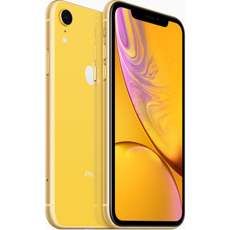 Apple iPhone Xr 128GB Yellow (А2105) (MRYF2RU/A)