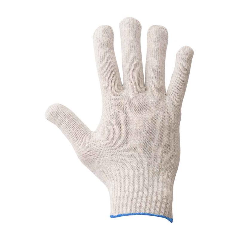 Перчатки ХБ/ПВХ 10 класс (4 нити) эконом