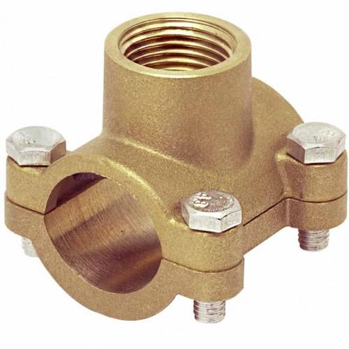 Водоотвод (врезка) 1г Х 3/4г Х 1г ТИМ