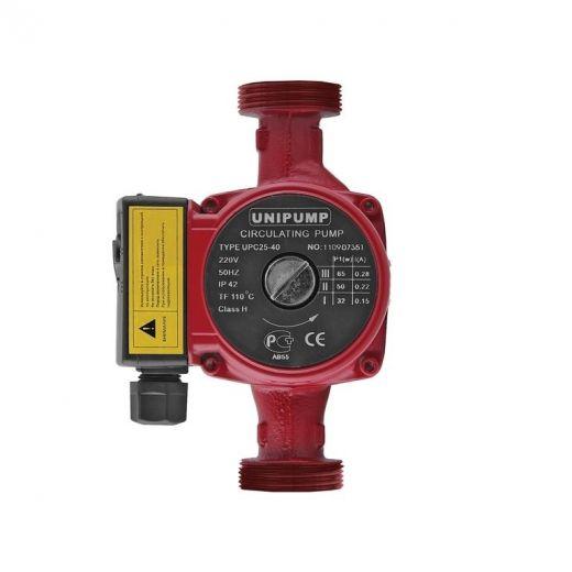 Циркуляционный насос Unipump UPС 25-80 180