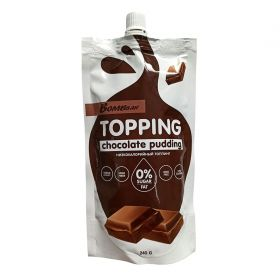 Шоколадный пудинг от Bomb Bar