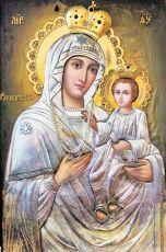 Икона Божией Матери Раковичская