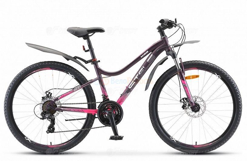 Велосипед женский Stels Miss 5100 MD V040 (2020)