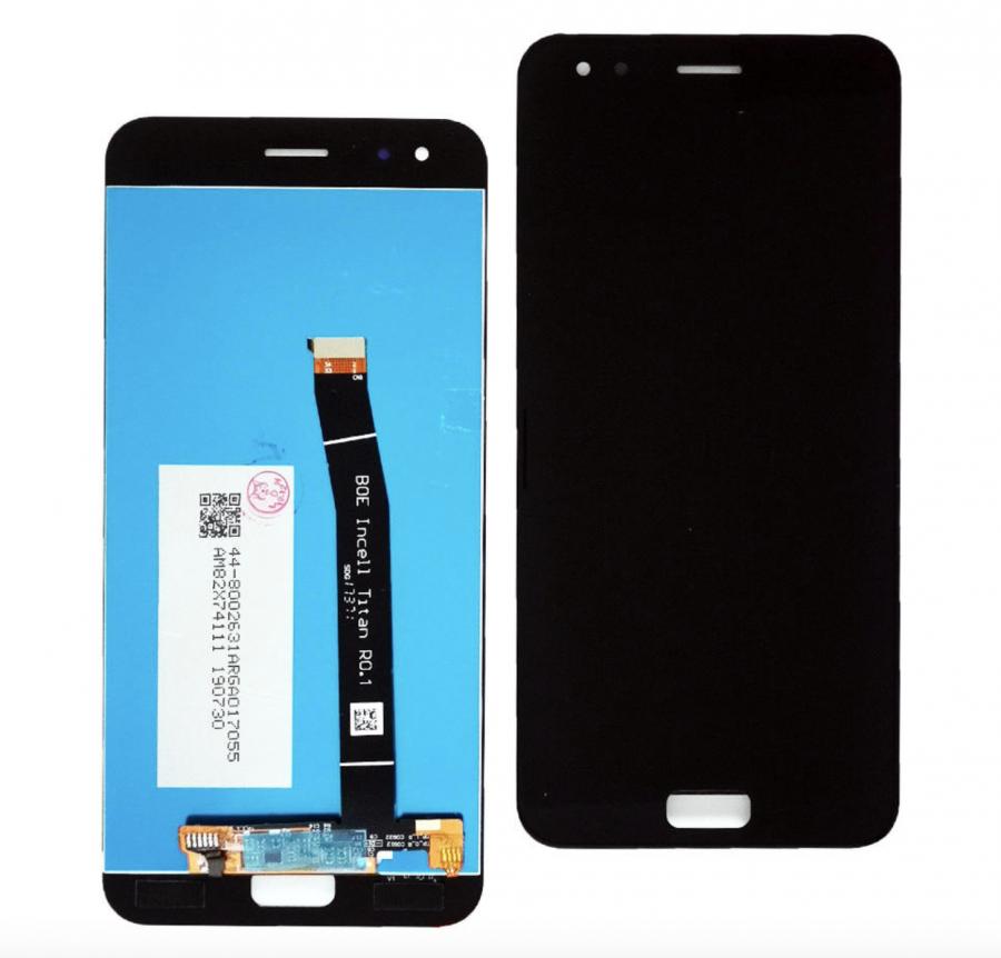 LCD (Дисплей) Asus ZE554KL ZenFone 4 (в сборе с тачскрином) (black)