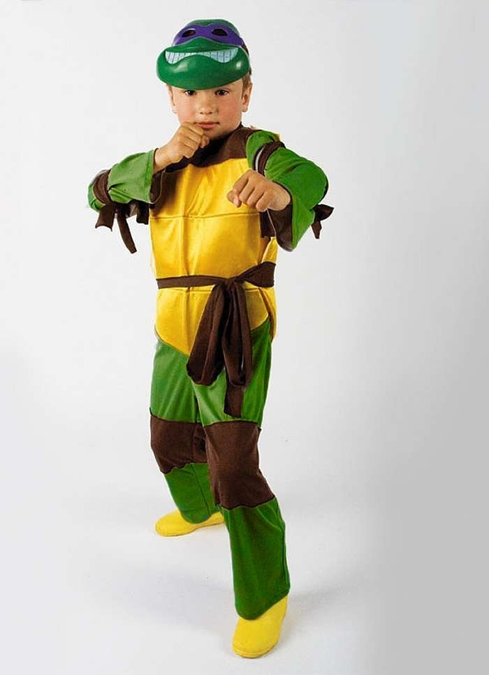 Детский костюм Черепашка Каратист