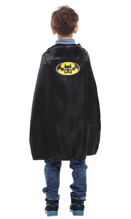 Детский плащ и маска Бэтмена