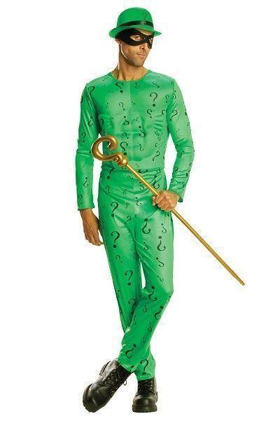 Классический мужской костюм Загадочника