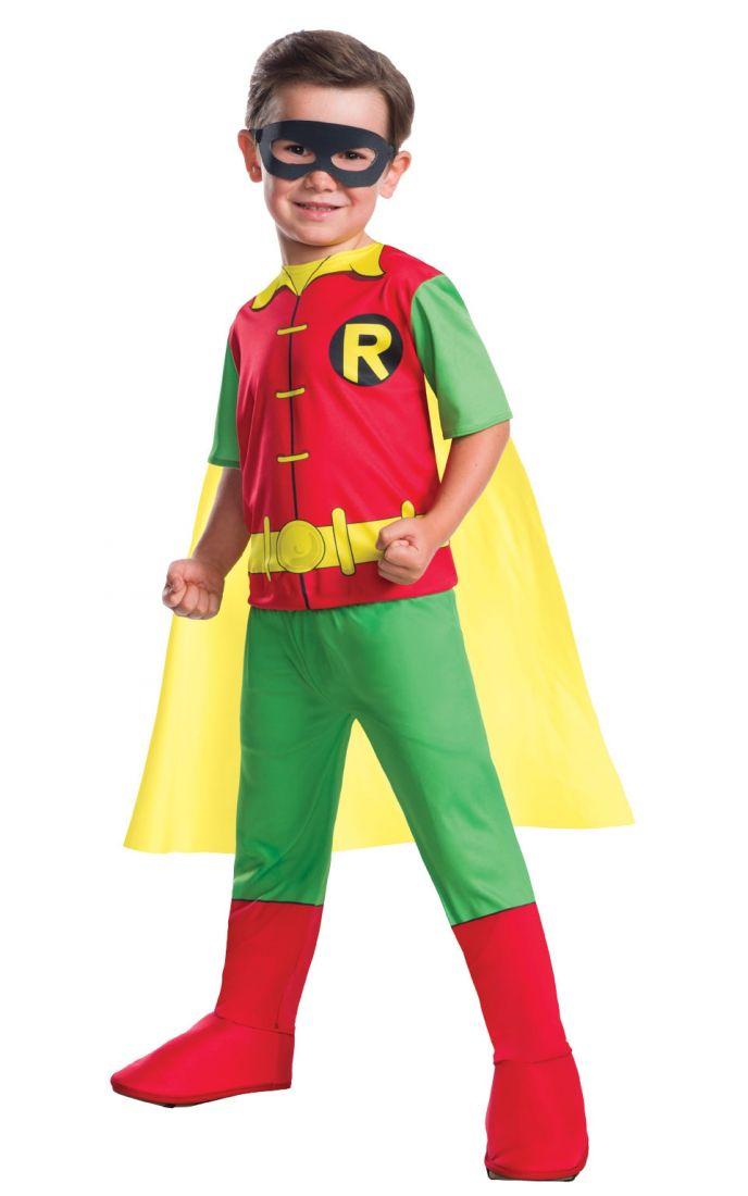 Детский костюм Робина из комикса