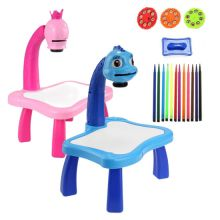 Детский проэктор для рисования со столиком Projector PaintIng
