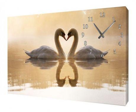 Часы на холсте MWC-17