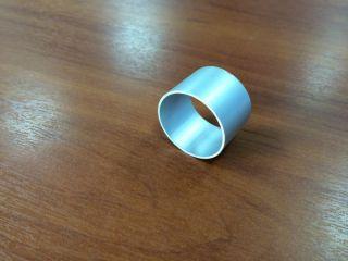 Труба алюминиевая для весесл Ф32 мм нарезка 10-600 см