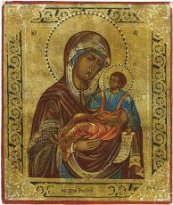 Икона Пресвятой Богородицы Богородице Дево Радуйся
