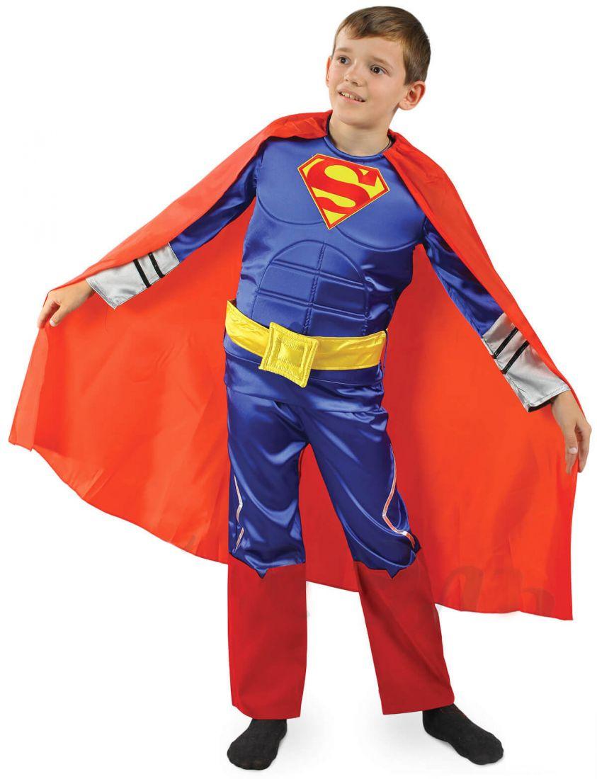 Детский костюм Спасителя Супермена