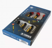 Набор часовых отверток NAREX Micro Line Profi TX 6 шт 862623